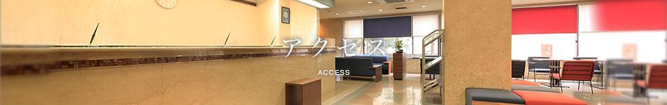 アクセスACCESS